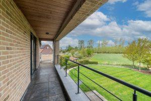 Terrace | Guesthouse SweetHome Barebeek B&B Kampenhout Berg