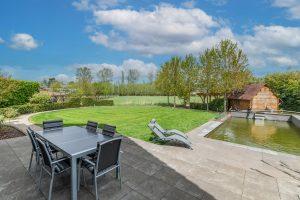 Swimming pool | Guesthouse SweetHome Barebeek B&B Kampenhout