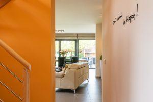 Living of Guesthouse SweetHome Barebeek B&B Kampenhout